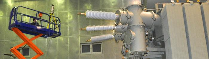 Anlagenvermessung mit 3D-Laserscanner