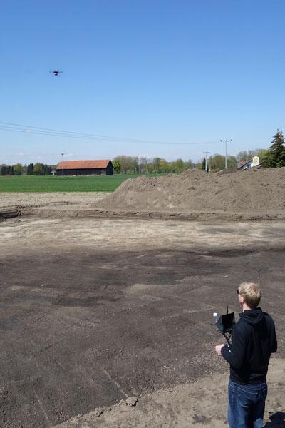 Archaeologiebefliegung