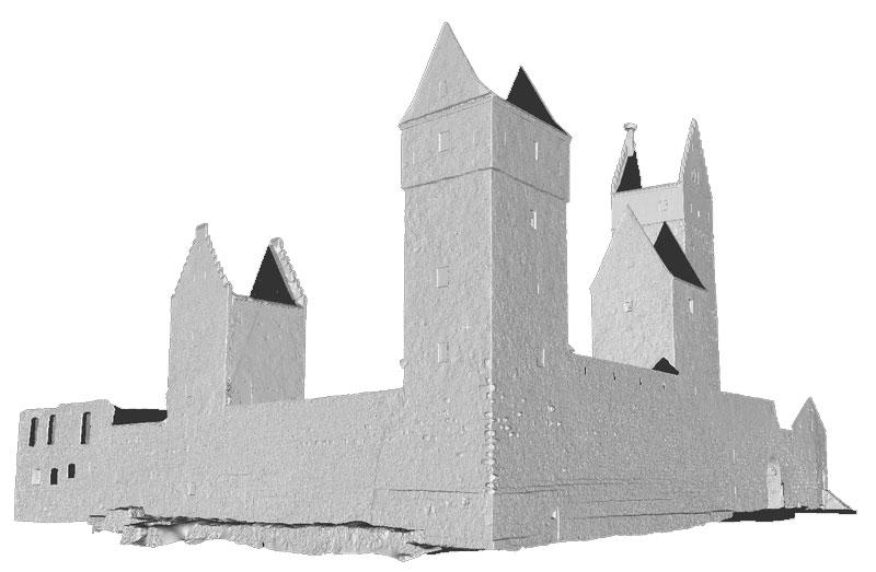 Bauforschung Nassenfels Modellgrau