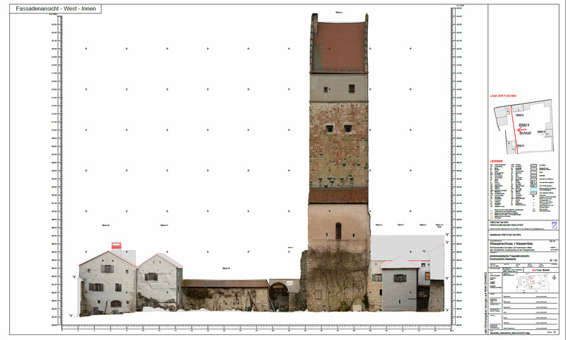Bauforschung Nassenfels West