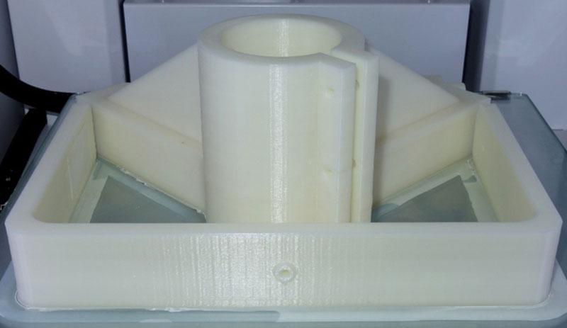 Bauteile aus dem 3D-Drucker