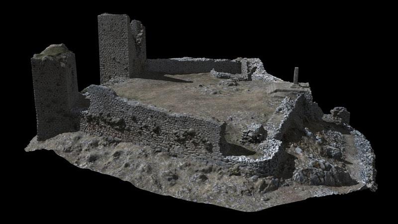 Datenverarbeitung Aghionori Castle