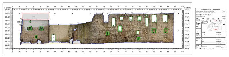 Datenverarbeitung Wasserschloss Nassenfels
