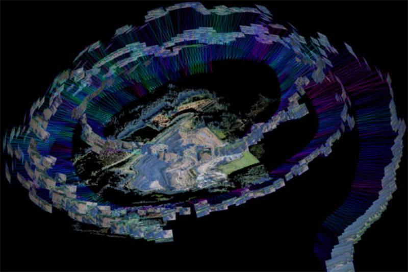 Gube aus UAV-Daten