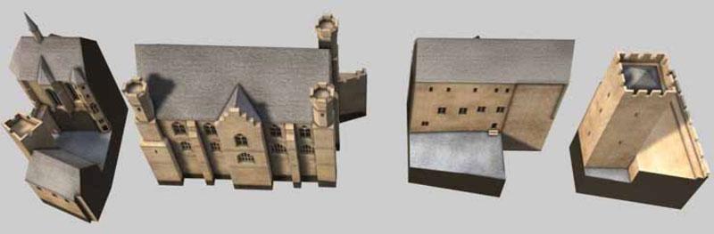 Marburg Teilobjekte