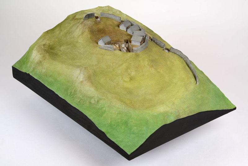 Modellbau Bartholomaeberg Geländemodell