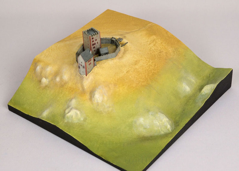 Modellbau Geländemodell 3D-Druck