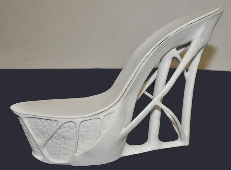 Modeschuh 3D-Druck
