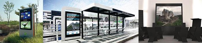 Museen und Ausstellungen Hyundai Kiosk und Kino