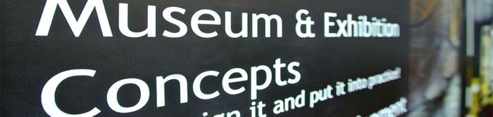 Museen und Ausstellungen Messestand