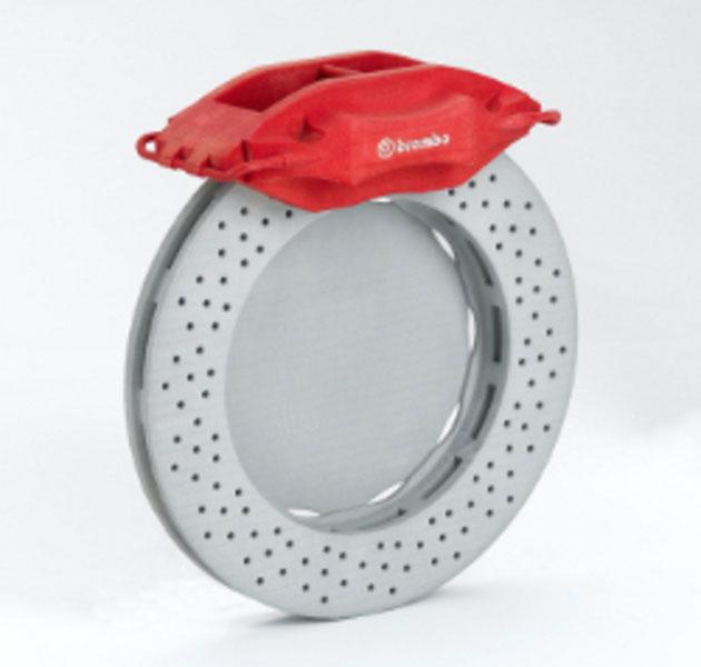 Scheibenbremse 3D-Druck