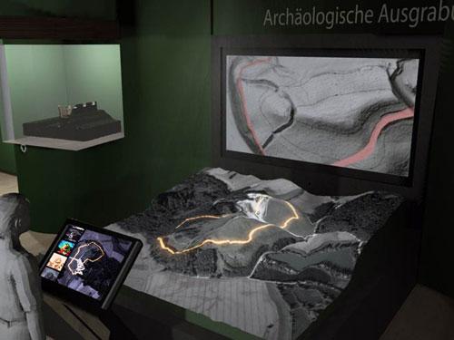 Titel 3D-Projektion