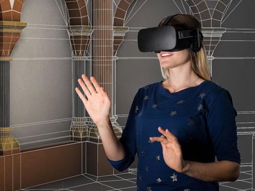 Titel Virtual Reality