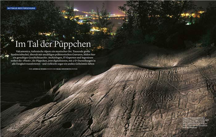 3D-Pitoti GEO Magazin 2-2014 Im Tal der Püppchen