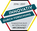 Innovative through research 2017