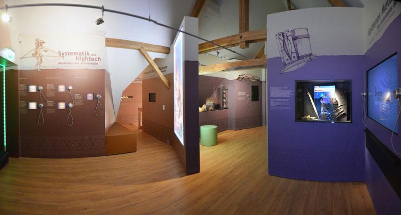 Panorama Museum Kranzberg realisierte Umsetzung