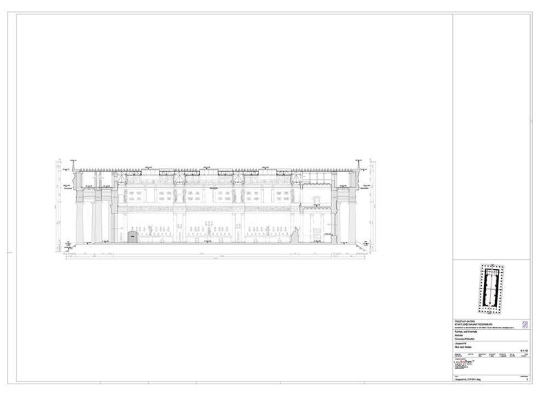 Plan 05 Längsschnitt