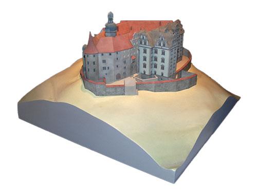 Titel Burgenmodelle Nürnberg