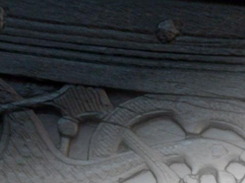 Titel Dokumentation Wikingerschiffe