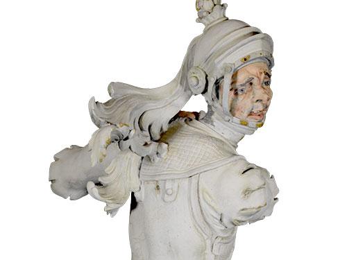 Titel Feuchtmayer-Statue