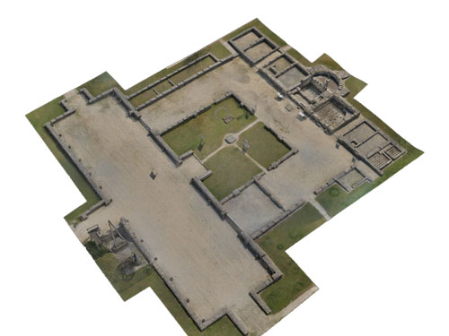 Titel Römer Museum Aalen