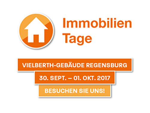 Titel Termin 2017 Immobilien Tage Regensburg