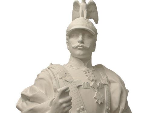 Titel Wilhelm-Statue