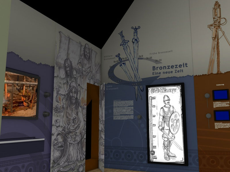 Virtueller Museumsrundgang Chronologie