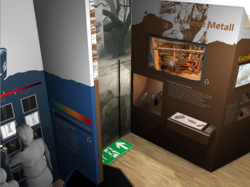 Virtueller Museumsrundgang