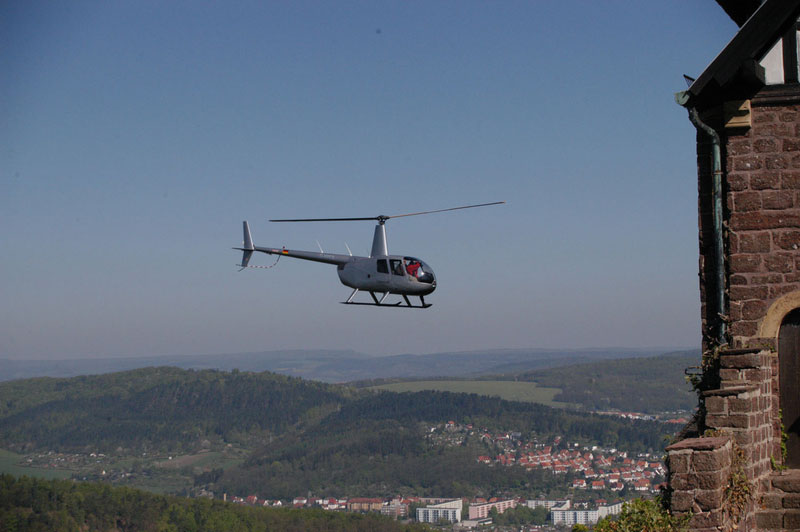 Wartburg Hubschrauber