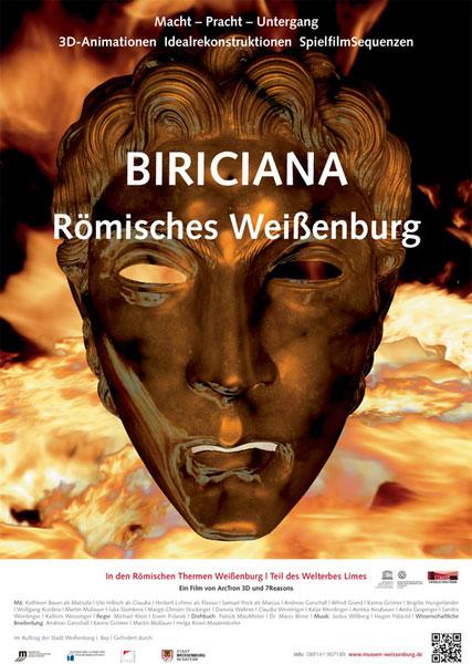 Weißenburg Plakat