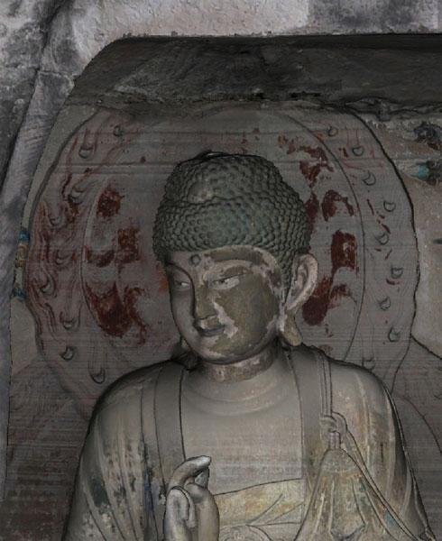 Buddha Sakyamuni 3D-Modell Buddha