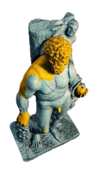 Herkules von Güglingen 3D-Modell