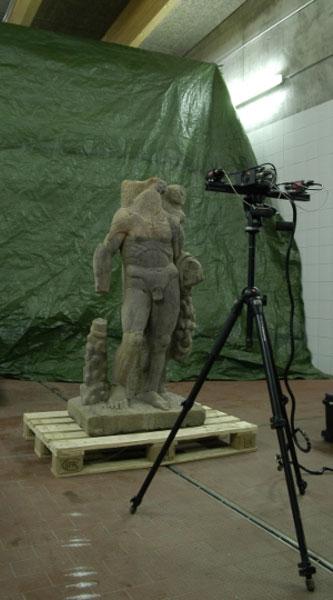 Herkules von Güglingen Scanner