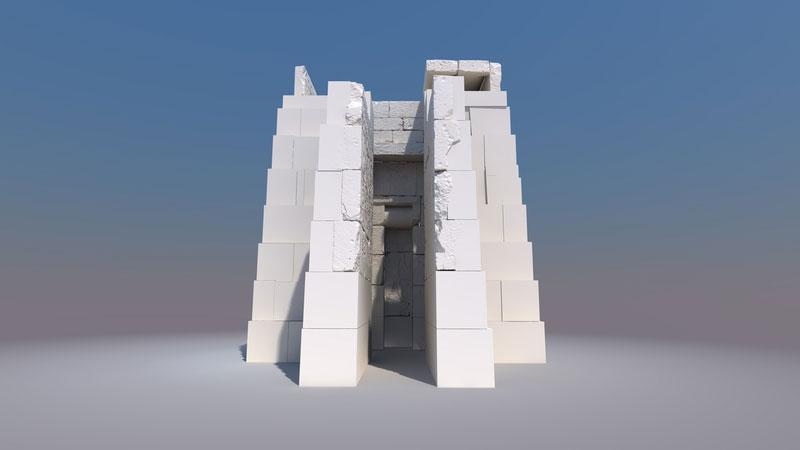 Opferkammern Metjen 1