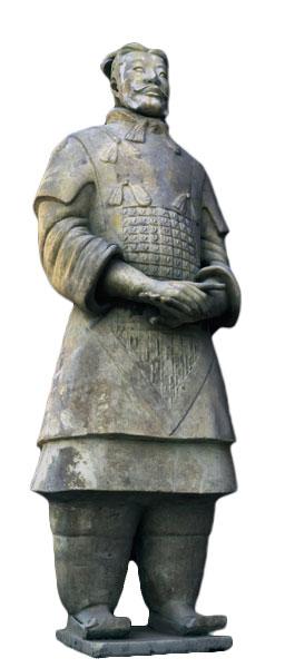 Terrakotta-Krieger General