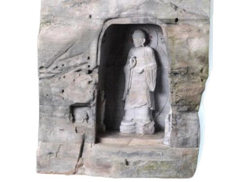 Titel Buddha Sakyamuni