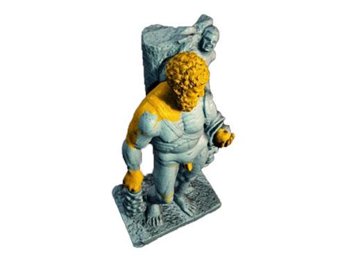Titel Herkules von Güeglingen