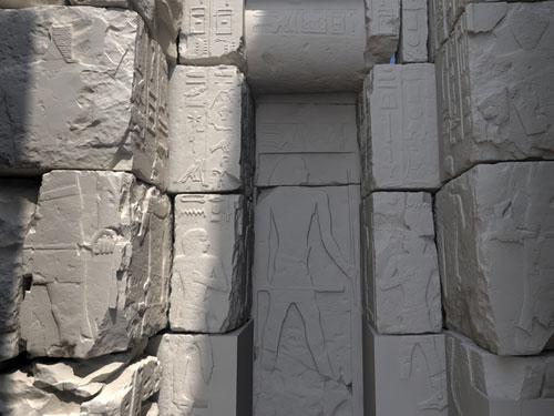 Titel Opferkammern Neues Museum Berlin