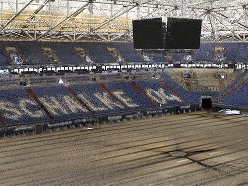Titel Veltins Arena
