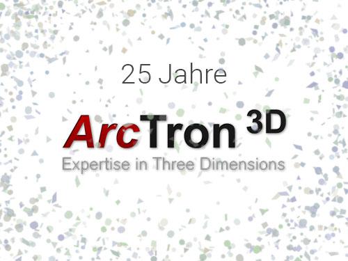 Titel Neues 25 Jahre ArcTron