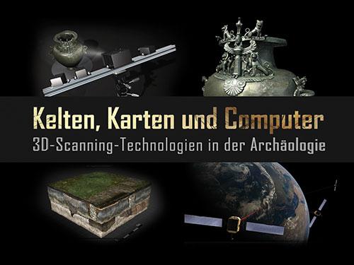 Titel Kelten, Karten und Computer