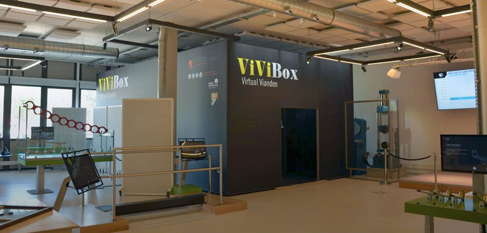 ViViBox Exhibition Stand