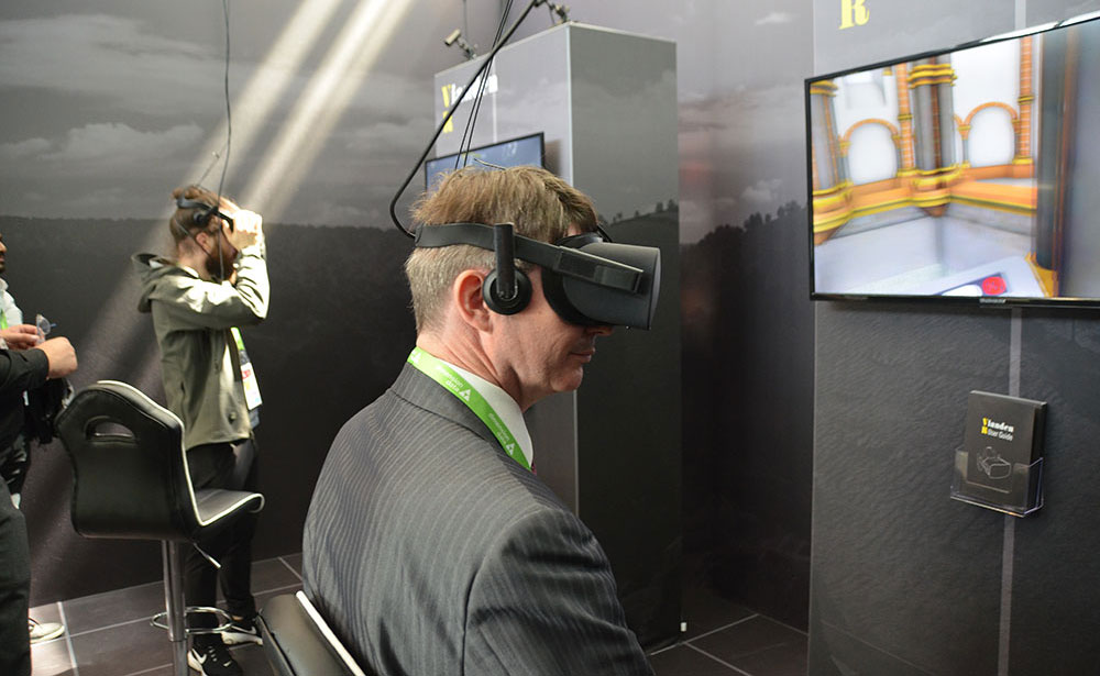 ViViBox VR-Erlebnis