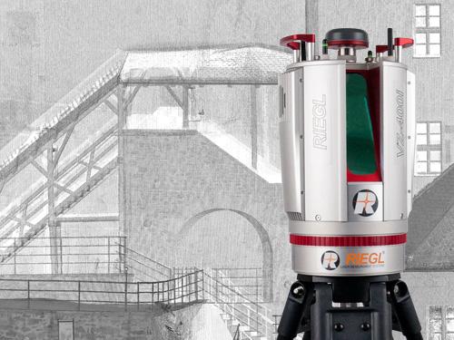 RIEGL Laserscanner VZ-400i